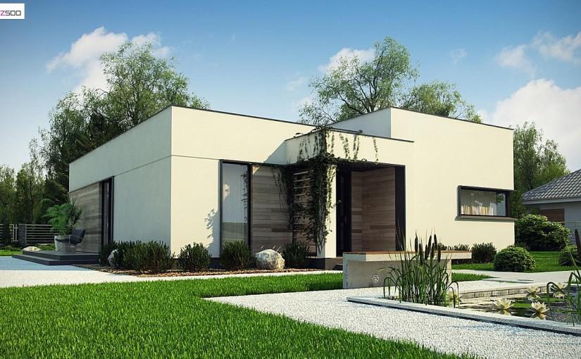 Проект дома Zx138