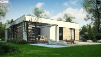 Проект дома Zx138 Фото 1