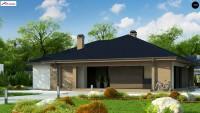 Проект дома Z344