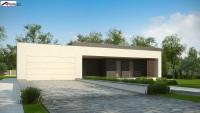 Проект дома Zx72 Фото 3