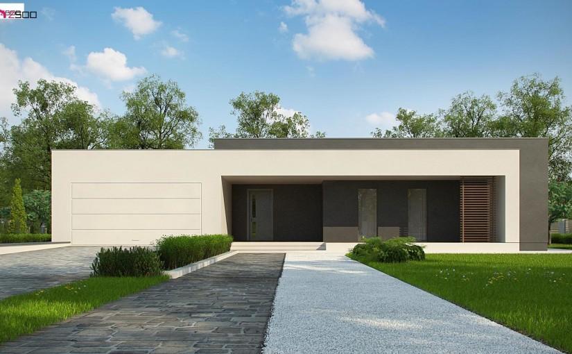 Проект дома Zx72
