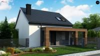 Проект дома Z385 Фото 2