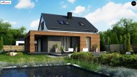 Проект дома Z385 Фото 3
