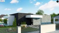 Проект комфортного дома Zx153