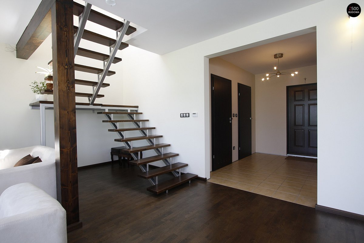 Фото лестниц на второй этаж в частном доме своими руками
