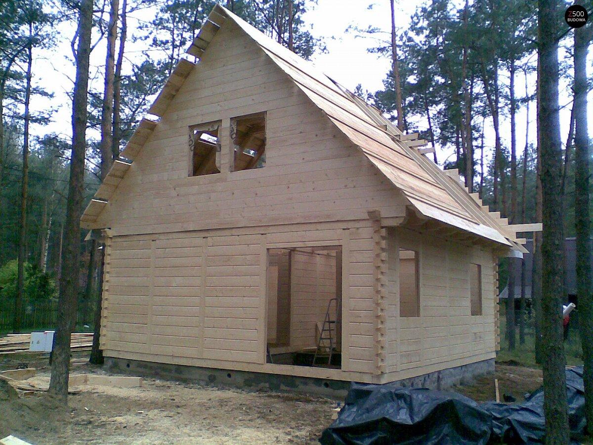 z57 проект дома с мансардой