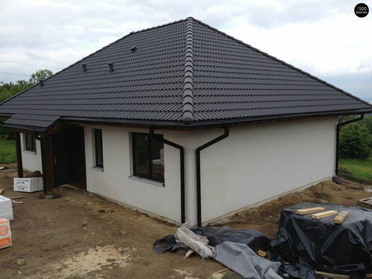 Строительство одноэтажного дома из пеноблока своими руками 341